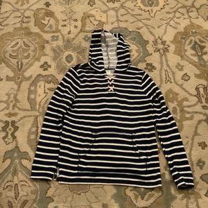 Girls terry like sweatshirt